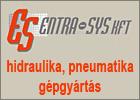 Az Entra Sys KFT hidraulika és pneumatika rendszerek tervezésével és kivitelezésével valamint egyedi gépgyátássa és alkatrészkereskedeemmel foglalkozik.