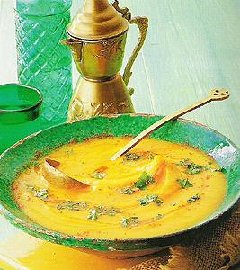 Marokkói Zöldségleves