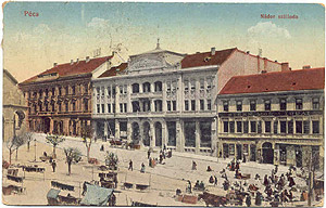 Nádor Szálló Pécs