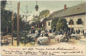 Dunaföldvár Nagy Imréné mulató kertje