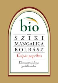Bio Sziki Mangalica Kolbász